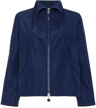 Moncler High Neck Cropped Jacket