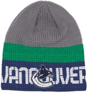 Reebok Vancouver Canucks Knit Beanie