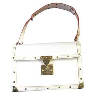 White Leather Handbags - ShopStyle UK 022cbd4418dbd