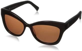 House Of Harlow Women's Linsey Rectangular Polarized Sunglasses