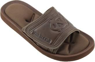 Men's North Carolina Tar Heels Memory Foam Slide Sandals