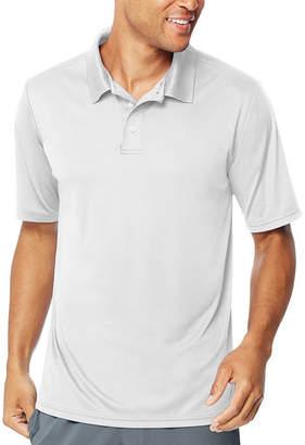 Hanes Short Sleeve Jersey Polo Shirt