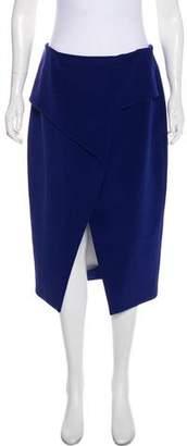 Nicholas Silk Knee-Length Skirt