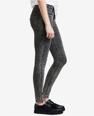 Levi's 535 Ankle-Snap Super-Skinny Jeans