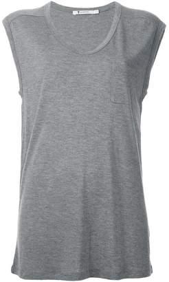 Alexander Wang scoop neck vest