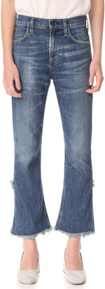 Citizens of Humanity Drew Fray Jeans $258 thestylecure.com