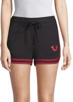 True Religion Go-To Dolphin Shorts