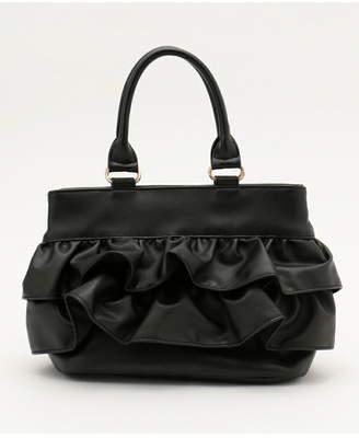 anySiS (エニィスィス) - any SiS フロントフリル トートバッグ エニィスィス バッグ
