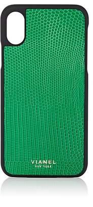 Vianel Lizard iPhone® X Case - Green