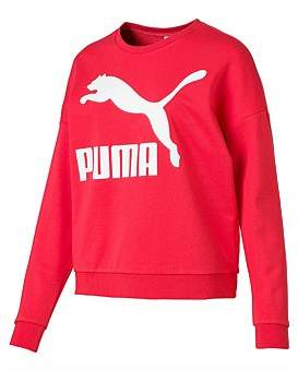 Puma Classic Logo Crew Sweat