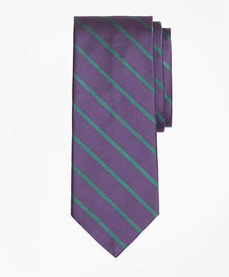 Brooks Brothers Twill Stripe Tie