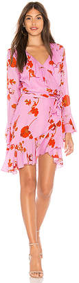 Cynthia Rowley Malibu Ruffle Mini Dress