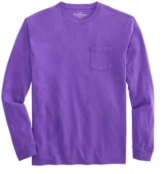 Vineyard Vines Long-Sleeve Pocket T-Shirt