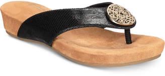 Giani Bernini Ronnah Memory-Foam Sandals, Women Shoes
