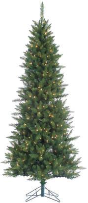 Nordic Sterling Tree Company 7.5Ft Pre-Lit Narrow Fir