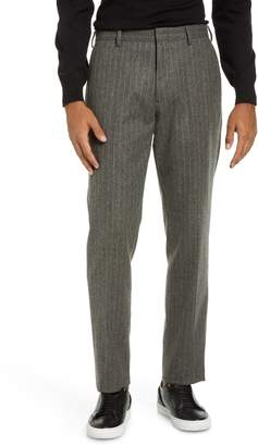 J.Crew Ludlow Chalk Stripe Slim Fit Suit Pants