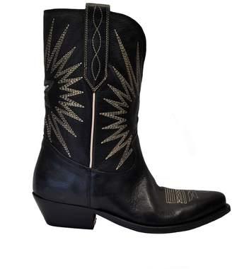 Golden Goose Cowboy Boots - ShopStyle c99c4668936