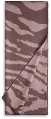 L'OBJET Woven Tiger Wool Throw