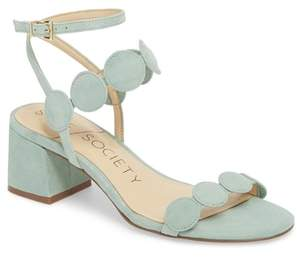 Sole Society Shea Block Heel Sandal
