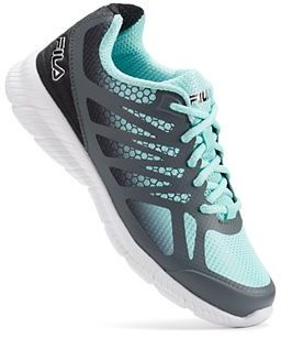 FILA® Speedstride Girls' Lace-Up Sneakers $39.99 thestylecure.com