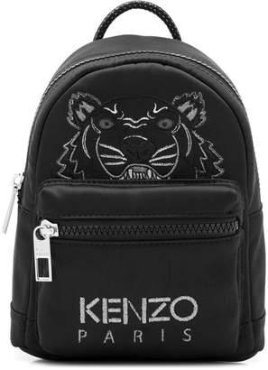 Kenzo mini satin Tiger rucksack Holiday Capsule