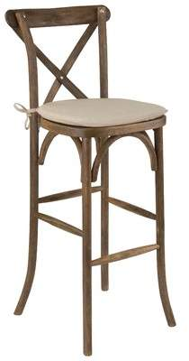 Gracie Oaks Louie 30 Bar Stool