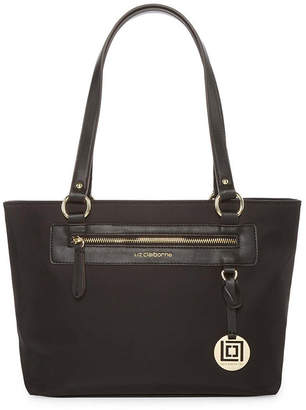 Liz Claiborne Jess Shopper Tote Bag