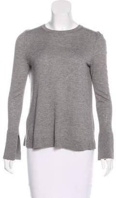BCBGMAXAZRIA Long Sleeve Knit Top