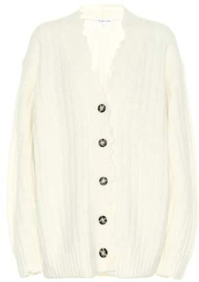Helmut Lang Wool-blend cardigan