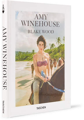 Taschen Amy Winehouse Hardcover Book