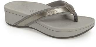 Vionic High Tide Wedge Flip Flop