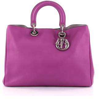 Christian Dior Pre-owned: Diorissimo Tote Smooth Calfskin Large.