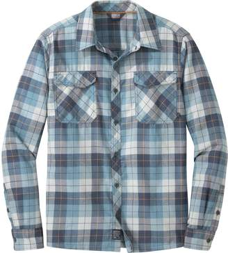 Outdoor Research Tangent II Long-Sleeve Flannel Shirt - Men's