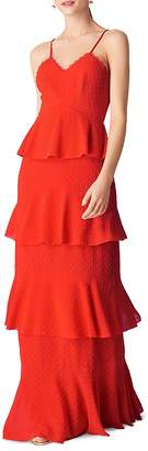 Whistles Anette Tiered Gown