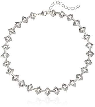 Noir Milky Moon Choker Necklace