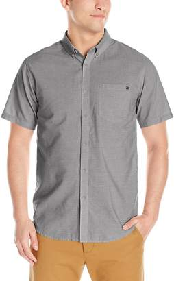 Billabong Men's All Day Chambray Woven Shirts