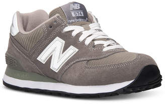 New Balance Women's 574 Core Casual Sneakers from Finish Line $74.99 thestylecure.com