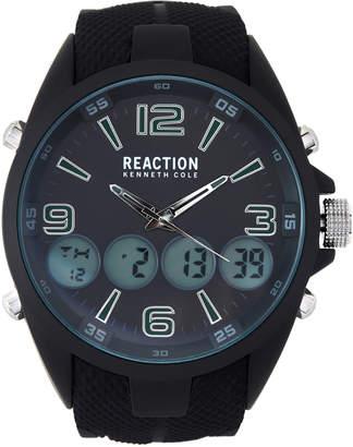 Kenneth Cole Reaction RK50176001 Matte Black Analog-Digital Watch