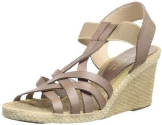Andre Assous Women's Fanny Mid Wedge Sandal