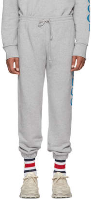 Gucci Grey Medley Sweatpants