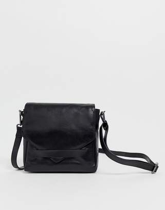 Urban Code Urbancode real leather multiway backpack