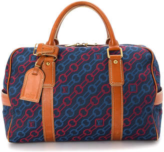 Louis Vuitton Carryall Travel Bag - Vintage