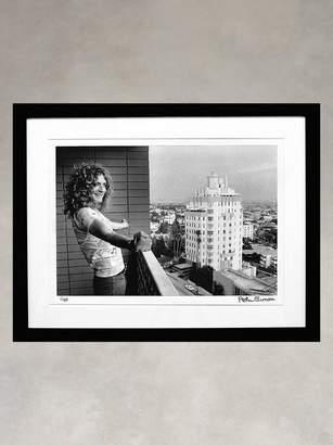 John Varvatos Robert Plant by Peter Simon