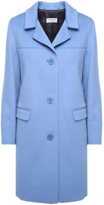 Alberto Biani Single-breasted Wool Coat