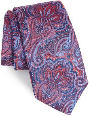 Nordstrom Printemps Paisley Silk Tie