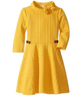 Janie and Jack Jacquard Dress (Little Kids/Big Kids)