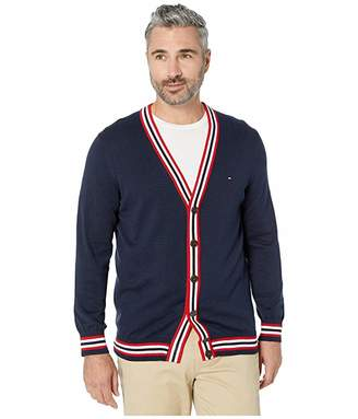 Tommy Hilfiger Adaptive Cardigan Sweater with Magnetic Buttons
