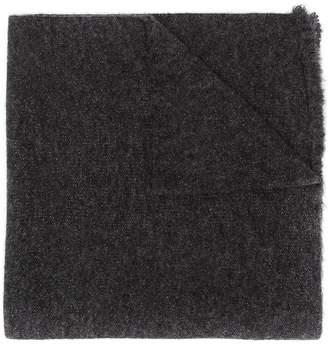 D-Exterior D.Exterior knit scarf