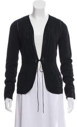 Chanel Long Sleeve Knit Cardigan