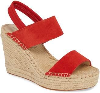 Kenneth Cole New York Olivia Simple Platform Wedge Sandal